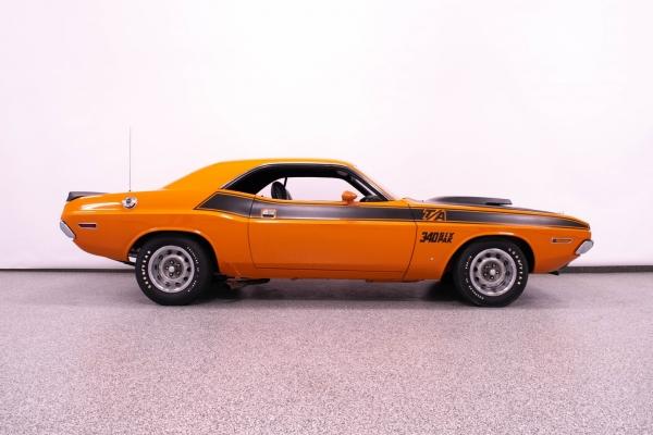 1970 Dodge Challenger Trans Am