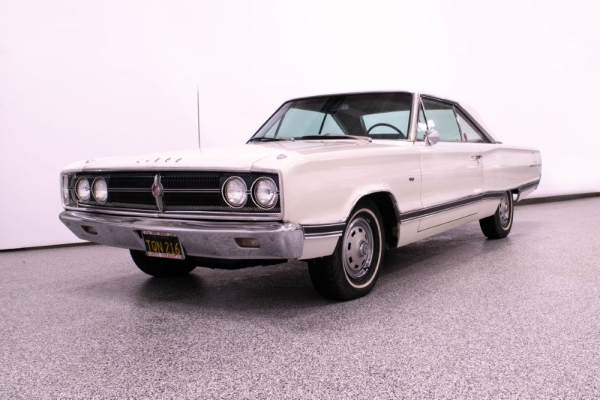 """1967 Dodge Coronet 500 """"Survivor"""""""