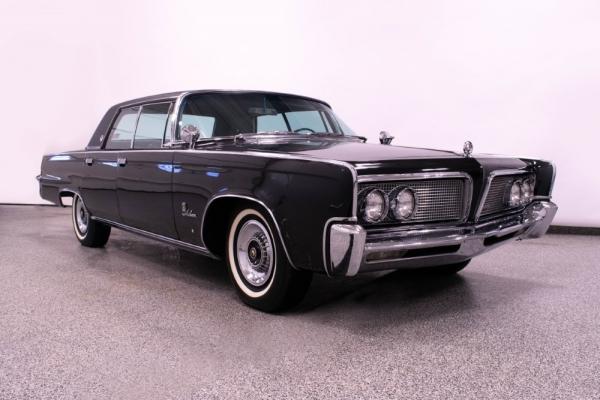 """1964 Chrysler Imperial LeBaron """"Survivor"""""""