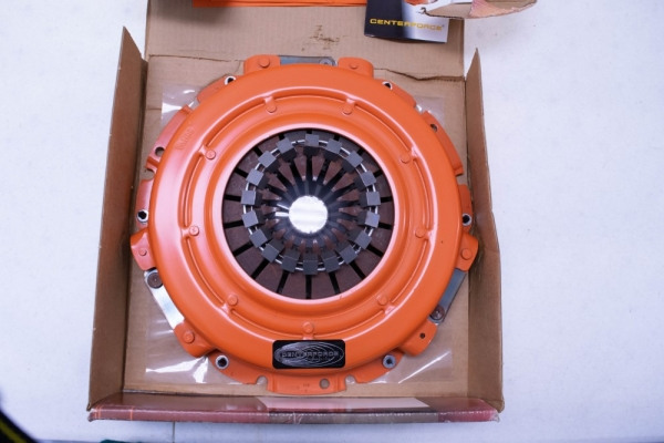 CENTERFORCE DUAL FRICTION, CLUTCH PRESSURE PLATE AND DISC SET